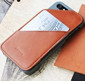 Husk Tan Leather Wallet