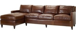 DeQor York Sectional Chaise