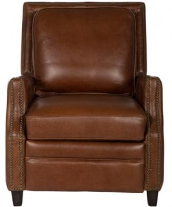 Safavieh Buddy Italian Leather Recliner