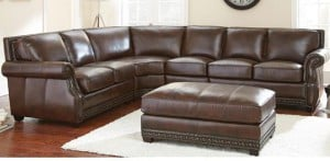 Leather Sectional Sofa Reviews Leather Facts