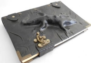 Handmade Leather Journals for Christmas Gifts