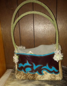Custom Made Leather Purses- The Original