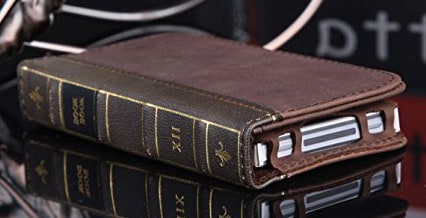 Cell Phone Cases That Look Like Books