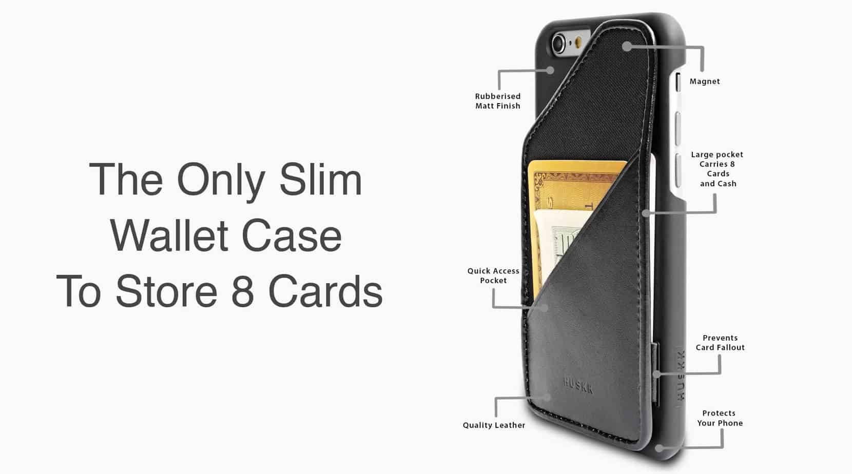 Huskk Cell Phone Case Giveaway