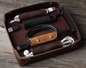 Leather Cord Wraps- Fun Christmas Gift Ideas