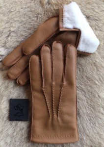 Leather Winter Gloves- Fun Christmas Gift Ideas