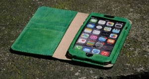 Leather iPhone Case- Great Christmas Gift Ideas