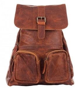 Mahi Leather Backpack- Christmas Gift Ideas