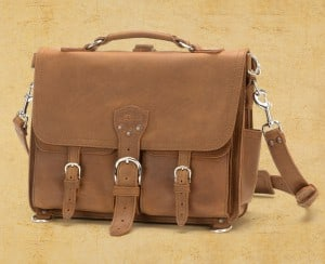 SaddleBack Leather Briefcase Review - Best Christmas Gifts