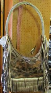 Early Custom Made Leather Purses