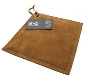 Leather Hot Pads and Pot Holders- Christmas Gifts for 2016
