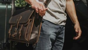 Leather Laptop Bags Featured Image