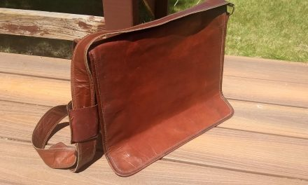 RK Vintage Cross-Body Messenger Bag Review