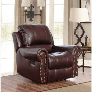 Abbyson Broadway Leather Recliner Review