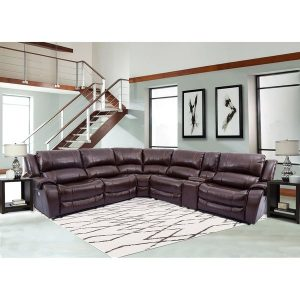 Granville Power Reclining Sectional