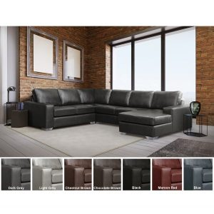 Mitchell Modern Sectional Sofa