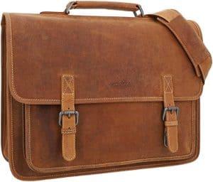 Gusti Leather Elmar Briefcase