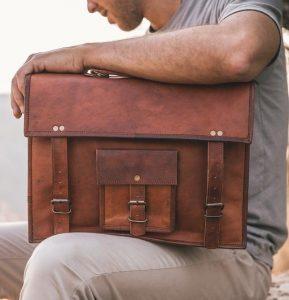 Kodiak Best Leather Briefcase