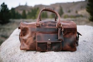 Kodiak Best Leather Luggage