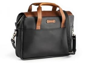 Pad & Quill Leather Briefcase
